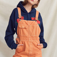 Urban Renewal Recycled '90s Overdyed Shortall Overall | Urban Outfitters
