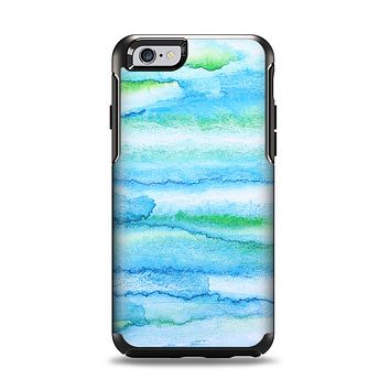 The Abstract Oil Painting Lines Apple iPhone 6 Otterbox Symmetry Case Skin Set