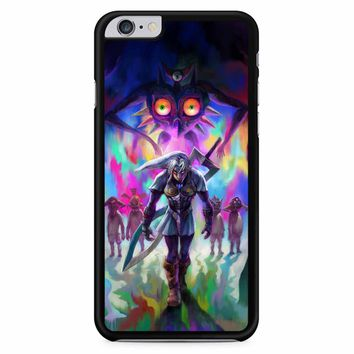 The Legend Of Zelda Majora S Mask 3D Artwork iPhone 6 Plus / 6S Plus Case