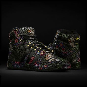 adidas Top Ten Hi Floral Shoes | adidas US