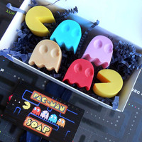 Pacman Soaps - Great Party Favor for the Pac-Man Fan