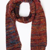 Billabong Meet At Sunup Knit Scarf - Womens Scarves - Multi - One