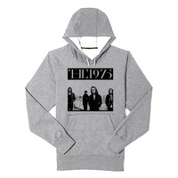 The 1975 hoodie heppy feed and sizing.