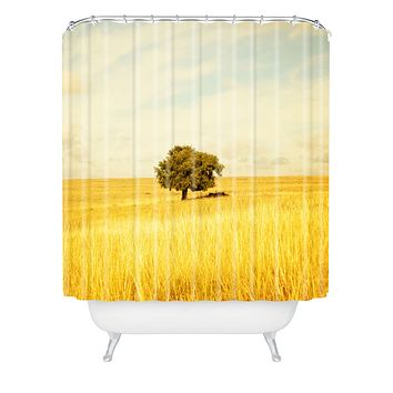 Barbara Sherman Solitary Shower Curtain