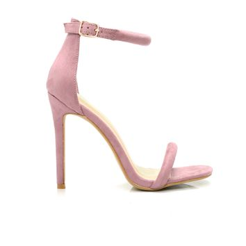 Make You A Believer Heel - Lavender
