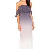 Young, Fabulous & Broke Aidy Dress in Orchid Ombre | REVOLVE