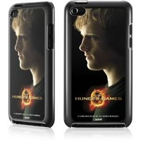 Skinit The Hunger Games -Peeta Mellark for LeNu Case for Apple iPod Touch (4th Gen)