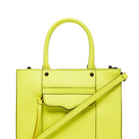 Rebecca Minkoff MAB Tote Mini in Yellow
