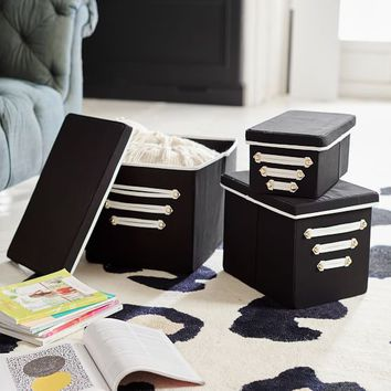 The Emily & Meritt Band Jacket Storage Bins