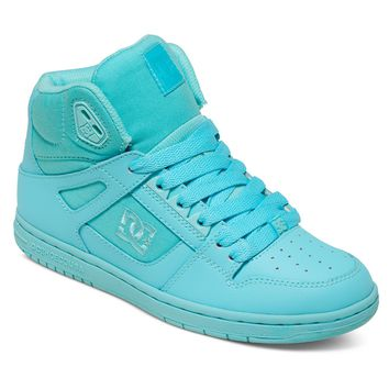 Women's Rebound High Shoes 302164 | DC Shoes