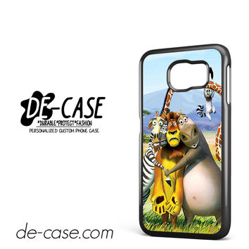 Madagaskar DEAL-6764 Samsung Phonecase Cover For Samsung Galaxy S6 / S6 Edge / S6 Edge Plus
