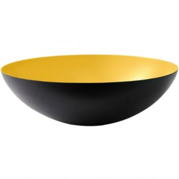 Large Krenit Bowl in Yellow - Pop! Gift Boutique