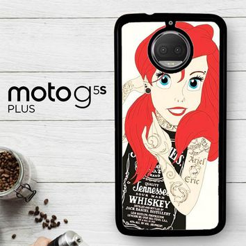 Tattooed Ariel Y0119  Motorola Moto G5S Plus Case