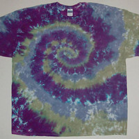 3XL Custom Tie Dye Shirt or Tank - Choose ANY Design and Any Color Combination
