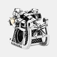Women's PANDORA '12 Days of Christmas - Day 9 Dashing through the Snow' Charm