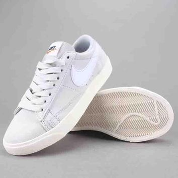 Nike Blazer Low Women Men Fashion Casual Old Skool Low-Top Shoes-5