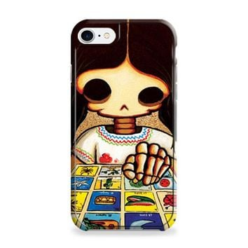 Day Of The Dead Skeleton Girl iPhone 6 | iPhone 6S Case