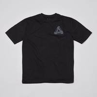 Flatspot - Palace Jungle Dream T Shirt Black