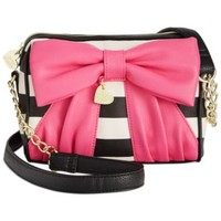 Betsey Johnson Macy's Exclusive Crossbody | macys.com