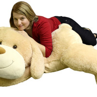 Big Plush Personalized Giant Teddy Bears and Custom Large Stuffed Animals