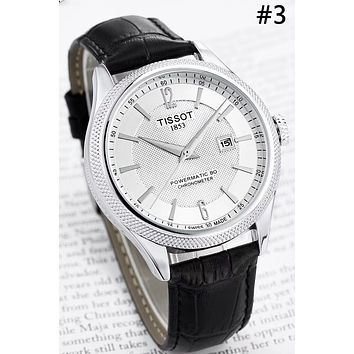 TISSOT Tide brand men and women fashion casual quartz watch #3