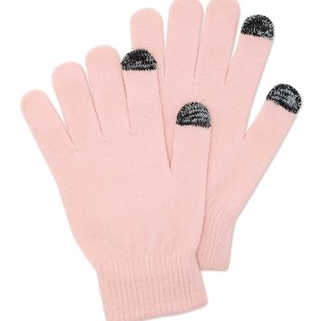 Knit Texting Gloves
