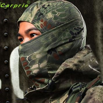 Dependable Fashion New 1PC Camouflage Army Cycling Motorcycle Cap Balaclava Hats Full Face Mask Ap4 dropshipping