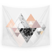Society6 Graphic 110 Wall Tapestry