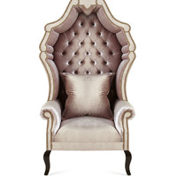 Haute House Antoinette Tufted Chair