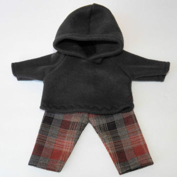 bitty baby clothes thanksgiving fall autumn boy girl twin 15 doll handmade pants