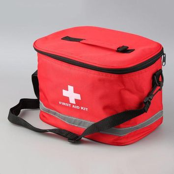 ONETOW BK-B14 First Aid Kit Emergency Survival Medical Rescue Bag with Shoulder Strap New Arrival