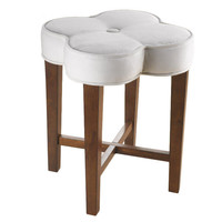 I love the Clover Vanity Stool in the Season's Seatings event at Joss and Main!