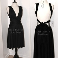 The Isabella Dress Convertible Dress in by ErinNicoleBoutique