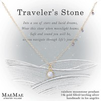 Traveler's Stone Necklace