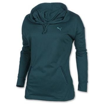 Women's Puma Lightweight Cover Up Hoodie