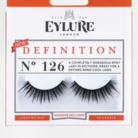 Eylure Definition Lashes - No. 126 at asos.com