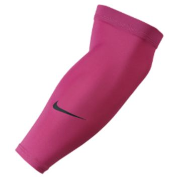 Nike Pro Combat BCA Dri-FIT Shiver Compression Forearm Sleeves Size ONE SIZE (Pink)