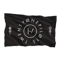 Clique Circle Flag - Accessories