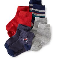 Old Navy Non Skid Socks 4 Pack