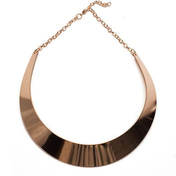 Cheney Bold Collar Necklace