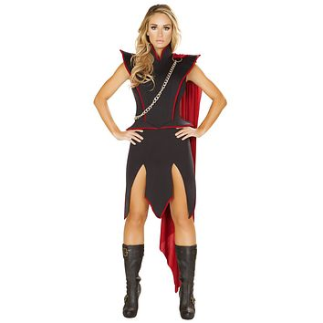 Sexy Infinity War Ninja Assassin Dress