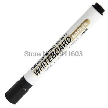 Deli Office & School Supplies Markers & Highlighters Whiteboard Marker Can Erased Whiteboard Pens For Meeting Teaching 10Pcs/Lot