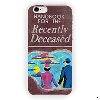 Handbook For The Recently Deceased For iPhone 6 / 6 Plus Case