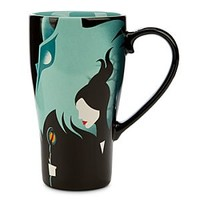 Maleficent and Aurora Mug