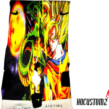 Dragon Ball Z Custom Nike elite Socks All sizes