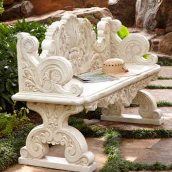 Delicate Bench