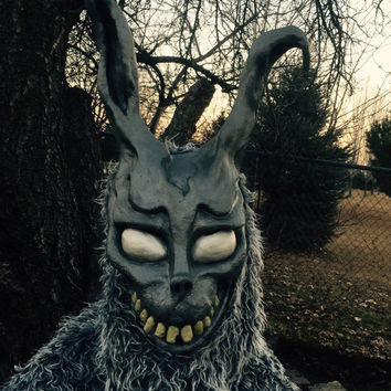Frank The Bunny - Professional Studio Quality Donnie Darko Bunnie rabbit Costume Mask