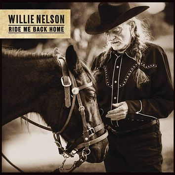 Willie Nelson - Ride Me Back Home - CD