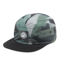 Diamond Supply Co. - Simplicity Camper - Green