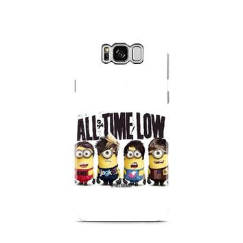 All Time Low Minion Samsung Galaxy S8 | Galaxy S8 Plus Case